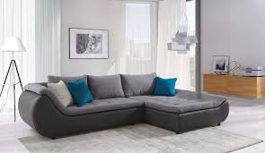 chaise lounge black pull out sofa bed leather sleeper sectional