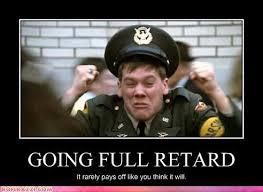 Full Retard Meme - image 194098 full retard know your meme
