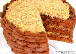 german chocolate cake recipe scratch my cake