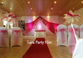 wedding backdrop ireland lara party hire ceremony packages