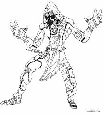 soul eater coloring pages printable scarecrow coloring pages for kids cool2bkids