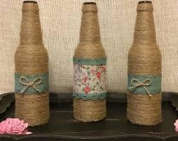 decorative bottle etsy