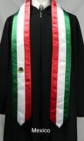 custom graduation sashes custom satin stoles graduation stoles class officer stoles