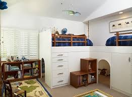 los angeles ikea tromso loft bed kids contemporary with bay