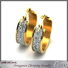 top earing top design gold earring jewelry factory wholesale price china