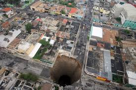 what are sinkholes how do they form and why are we seeing so many