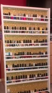 nail polish storage beautylish