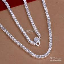 chain necklace cheap images Wholesale kingslate pretty cute cheap strange 925 sterling silver jpg