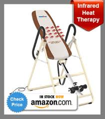 Amazon Inversion Table The Ironman Ift 1000 U2013 Combining Infrared Therapy With An
