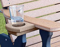 amish made outdoor patio and lawn furniture backyard regarding poly