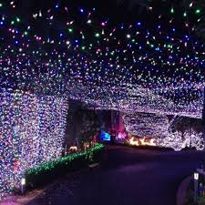 Discount Outdoor Christmas Decorations by Led Outdoor String Lights Party Romantic Wedding Led Outdoor