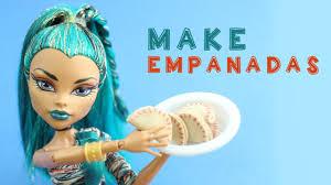 how to make doll empanadas easy doll crafts simplekidscrafts