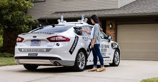there u0027s a pizza delivery in ford u0027s future by driverless car the