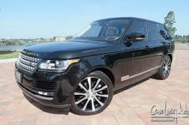 land rover supercharged white 2016 land rover range rover in the woodlands united states for