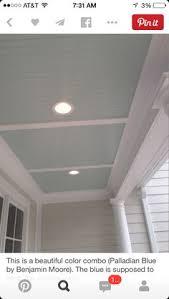 blue ceilings bm woodlawn blue hc 147 haints blue porch