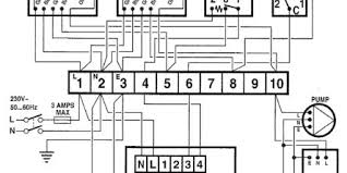 interesting boiler wiring diagrams images schematic diagram at