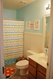 Boys Bathroom Ideas Adorable Boys Bathroom Design In Decorating Ideas For
