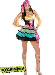 Halloween Costumes Mystical Gypsy Costume Party Costumes