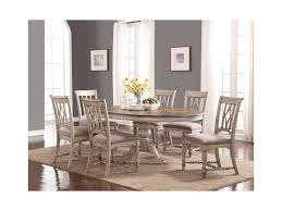 Cottage Dining Room Sets by Flexsteel Wynwood Collection Plymouth Cottage Table And Chair Set