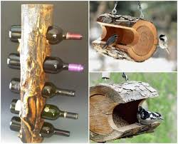 10 awesome tree recycling ideas