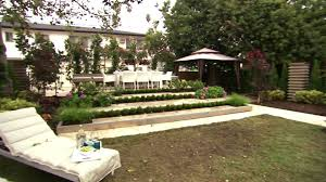 Cheap Backyard Makeovers by The Hamptons New York Inspired Backyard Makeover The Outdoor