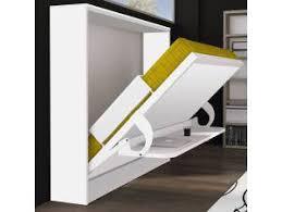 lit escamotable bureau intégré lit escamotable et bureau intégré aventino coloris aux choix