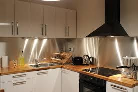 plaque aluminium cuisine plaque alu bross leroy merlin simple trendy rideau de