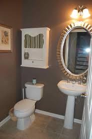 100 small powder room small modern black powder room design