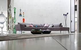 meteore leather sofa canapé en cuir design sacha lakic for