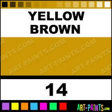 yellow brown art supplies encaustic wax beeswax paints 14