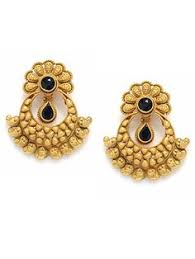 Buy Kundan Embellished Dangler Earrings Buy Green Beads And Kundan Embellished Dangler Earrinngs 217ed25