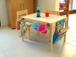 kids table with storage childrens table and chairs with storage table and chair set white