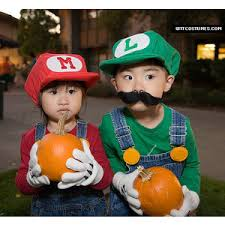 Mario Luigi Halloween Costume Cute Mario Luigi Halloween Costumes Polyvore