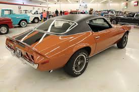 burnt orange camaro chevrolet vehicles specialty sales classics