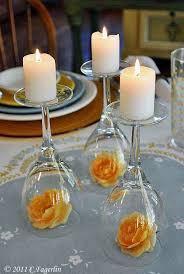 wedding table decorations candle holders http www echopaul com i love this budget wedding table