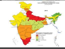 tribal health status india