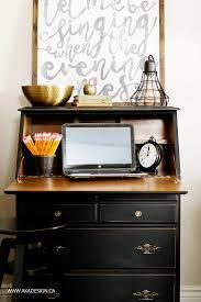 bureau pratique la fabrique à déco le secrétaire petit coin bureau pratique et déco