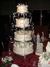 wedding arches at walmart lorene s boyd wedding cake 300x273 walmart wedding cakes