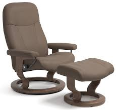 Fjord Chairs Stressless Garda Recliner Back In Action
