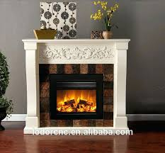 Electric Fireplace Logs Corner Electric Fireplace Heater Lowes Heaters Fireplaces Logs