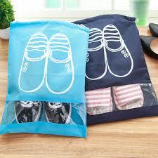 Waterproof Cushion Storage Bag by Simple Portable Travel Shoes Storage Bag Waterproof Shoe Wash Bag
