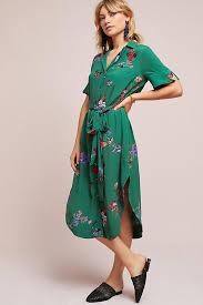maeve clothing floral buttondown shirtdress shirtdress floral and floral shirt