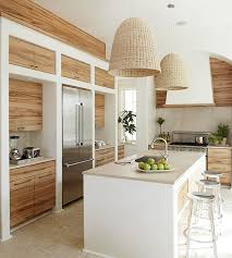 white and wood kitchen cabinets natural wood kitchens yay or nay pencil shavings studiopencil