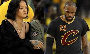 Lebron Crying Meme - rihanna sadly shared photo of herself with crying jordan face after