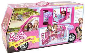 barbie ferrari barbie glam sisters getaway camper van free express 48 shipping