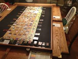 FINALLY FINISHED The Family Game Table BoardGameGeek - Board game table design