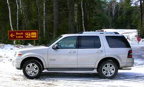 2007 Ford Explorer Interior What To Look For When Buying A Used Ford Explorer