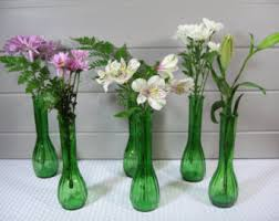 Cut Glass Bud Vase Vases Sale Bud Vase Etsy