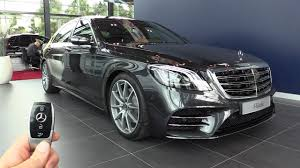 2018 mercedes s class l amg in depth review new interior exterior