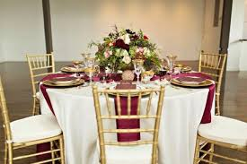 astonishing burgundy and gold wedding decorations 17 for vintage